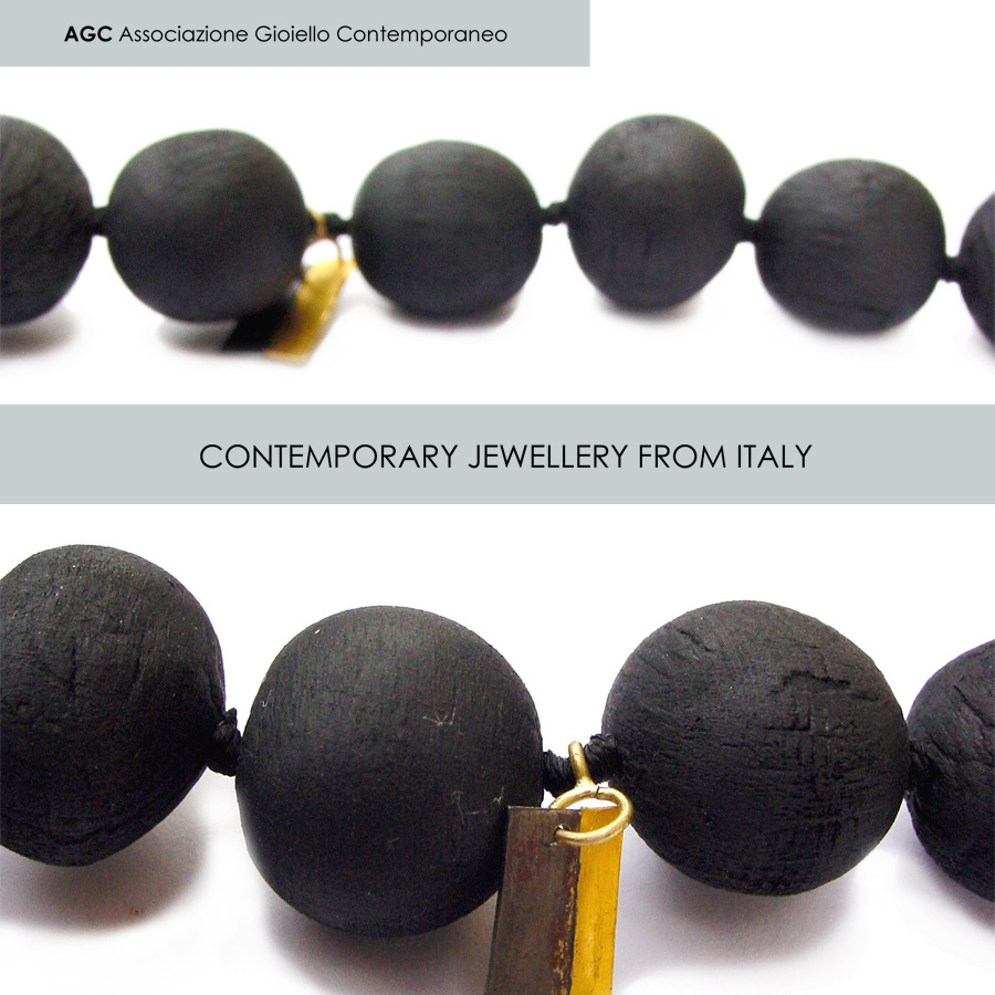 Contemporary jewellery from italy