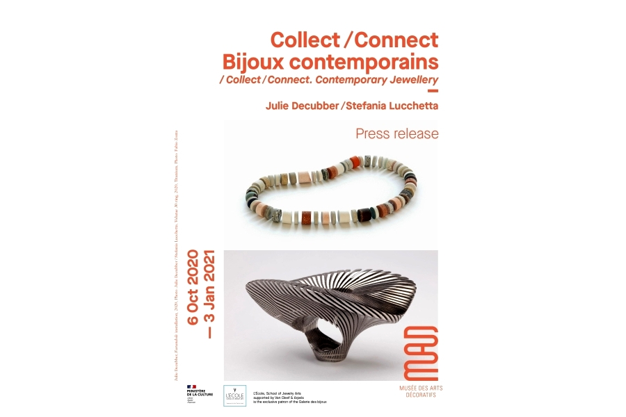 Collect / Connect. Contemporary Jewellery